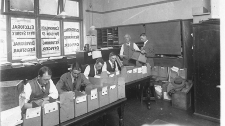 an analysis of compulsory voting in australia 2017-10-30  voting on turnout stratification  the analysis shows that compulsory voting is associated with  belgium introduced compulsory voting in 1892, mexico in 1911 and australia in 1924.